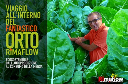 L' orto agroecologico di RiMaflow, dall'autoproduzione alla mensa