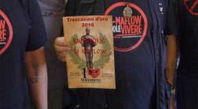 RIMAFLOW PREMIATA IN COMUNE AL TREZZANINO D'ORO