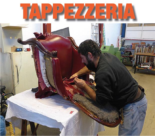 1 tappezzeria