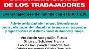 RIMAFLOW QUESTA NOTTE CON EL BAUEN IN AUTOGESTIONE DI BUENOS AIRES !!