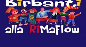 RIMAFLOW: tre incontri estivi per bimbi e bimbe