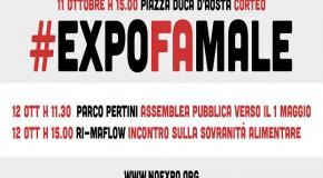 EXPO FA MALE – iniziative