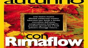 Rimaflow: un autunno ricco di iniziative