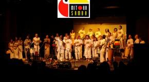 Rimaflow sabato 1° novembre: ritmi e colori del Brasile con i MITOKA SAMBA