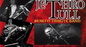 sabato 14 marzo concerto con  jethro tull benefit tribute band