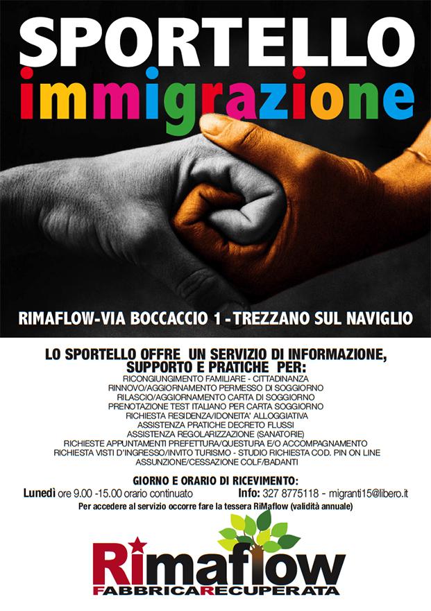 Locandina per sito sportello immigrati 621