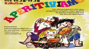 SAbato 18 aprile gran finale del percorso artistico culinario per bambini