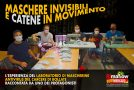 MASCHERE INVISIBILI E CATENE IN MOVIMENTO