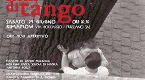 """24 GIUGNO: """"STORIE DI TANGO"""" tra TEATRO, MUSICA e DANZA"""