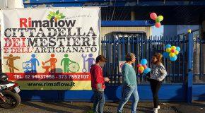 RAI NEWS24 – RIMAFLOW CITTADELLA DELL'ALTRA ECONOMIA