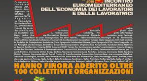 3° INCONTRO EUROMEDITERRANEO: OLTRE 100 LE ADESIONI DI COLLETTIVI E ORGANIZZAZIONI