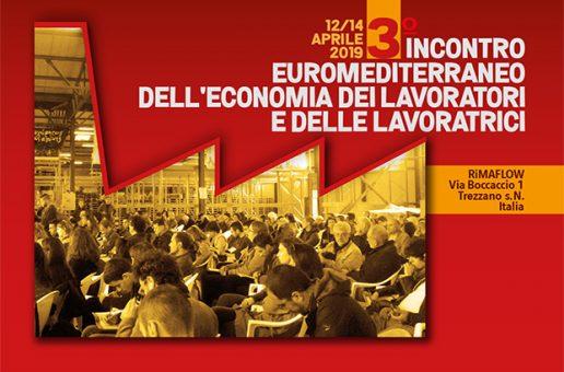 3° INCONTRO EUROMEDITERRANEO DELL'ECONOMIA DEI LAVORATORI E LAVORATRICI