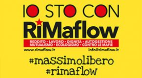 RIMAFLOW VIVRA'/MATERIALI – SOLIDARiTY CAMPAIGN MATERIALS