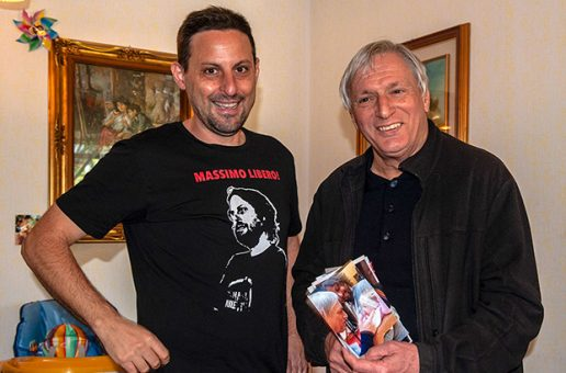 Don Luigi CIOTTI porta la sua solidarietà a Massimo