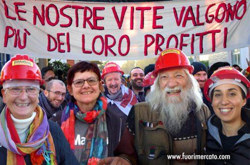 8 marzo in piazza con non una di meno
