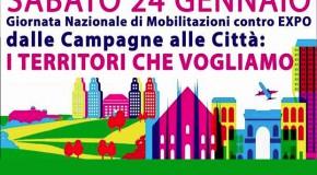 Milano, il 24 gennaio dalle ore 10 tutti/e in piazza stuparich