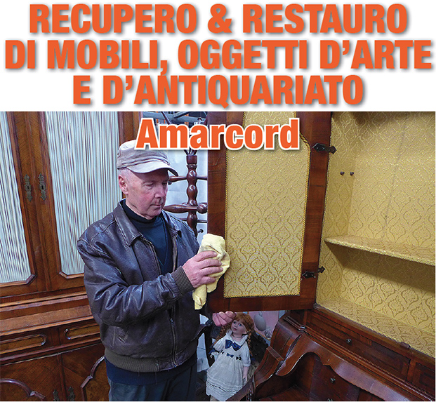 restauro AMARCORD 621